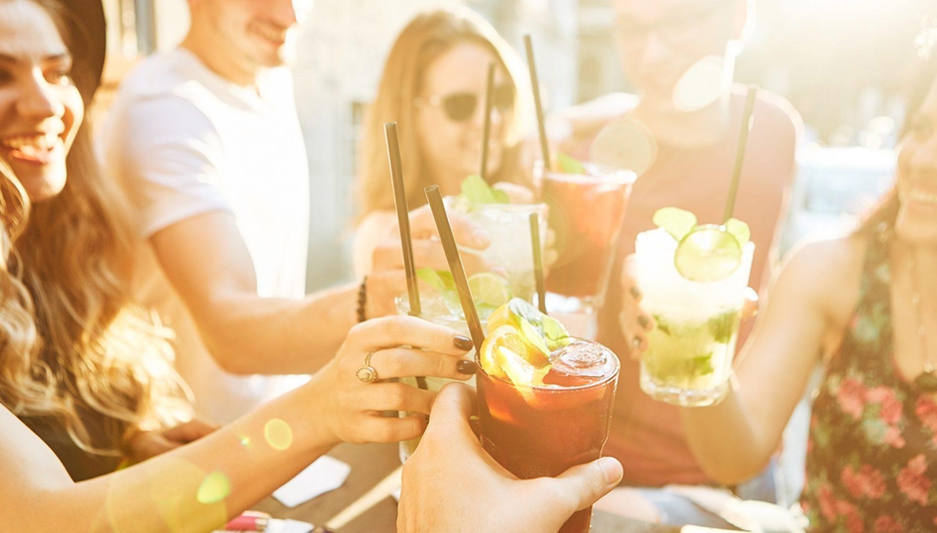 Vakantiestemming dankzij deze 5 cocktails